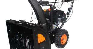 Schneefräse Benzin Test - Der 1. Testsieger ist die FUXTEC Benzin Schneefräse SF210